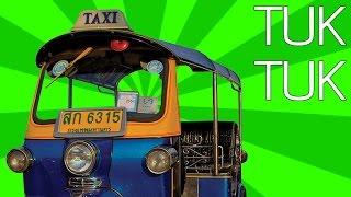 Tuk Tuk: Thailand