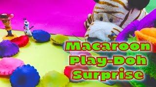 Play-doh Macaroon Surprise