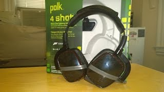 Polk 4 Shot Unboxing: Xbox One