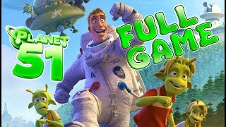 Planet 51 FULL GAME Movie Longplay (PS3, Xbox 360, Wii)