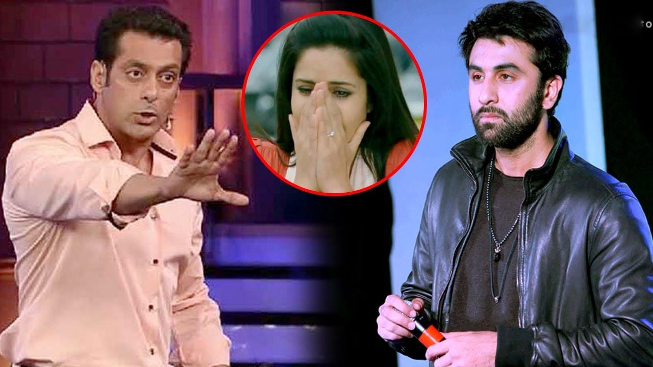 Big Fight Between Salman Khan And Katrina Kaif's Ex ...