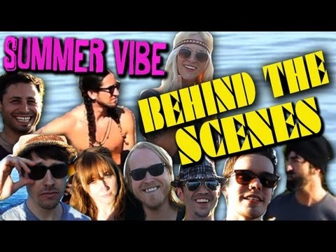 Summer Vibe - Behind the Scenes (Walk off...