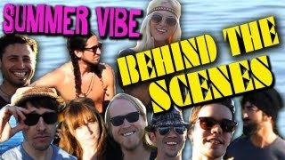 Summer Vibe - Behind the Scenes (Walk off the Earth)
