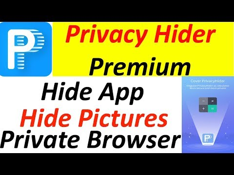Hide App-Private Dating-SafeChat- PrivacyHider Premium - YouTube