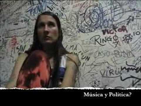 Interview with Andrea Echeverri