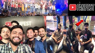 Youtube Fanfest 2018 Delhi || अब तक का Best Youtube Fanfest || Delhi Fanfest