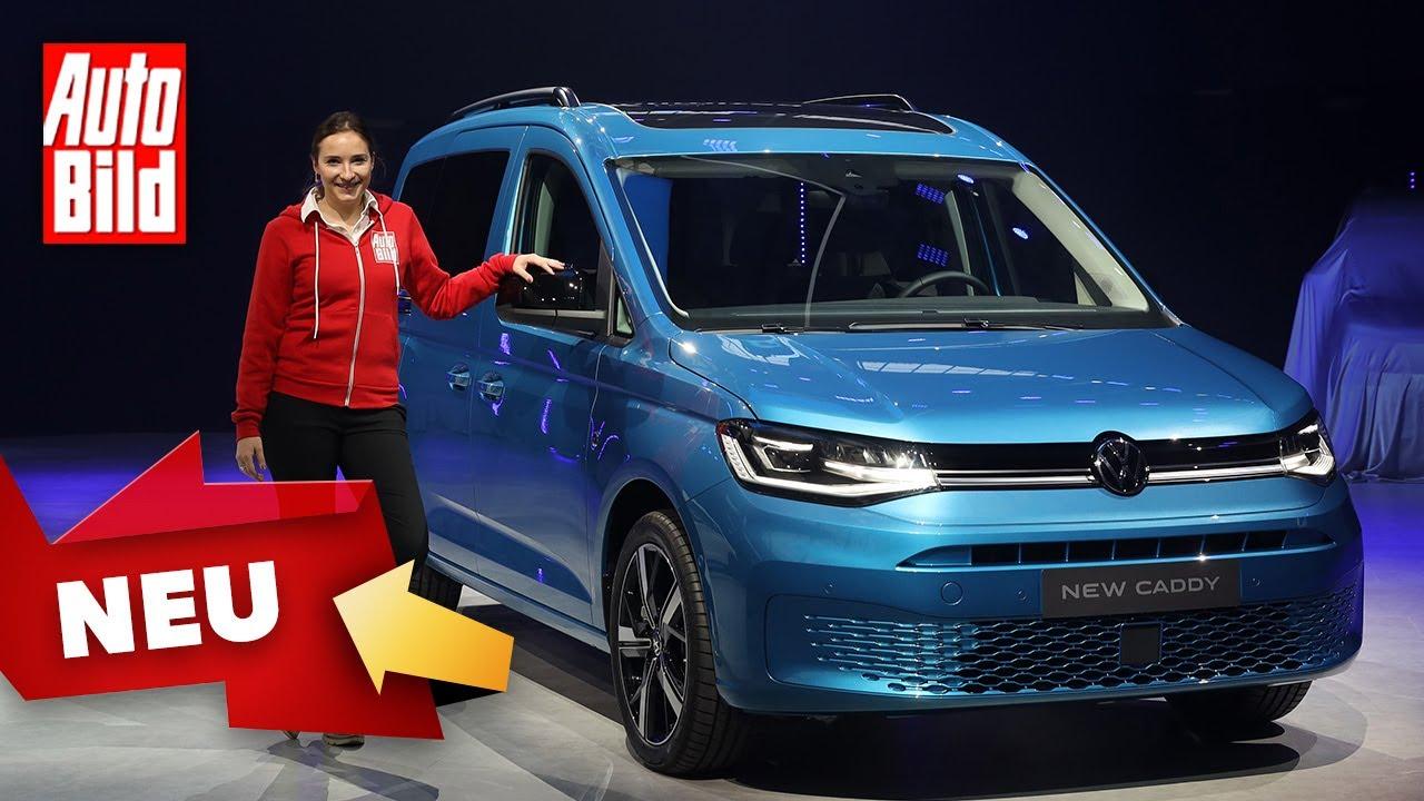2020 VW Caddy Wallpaper