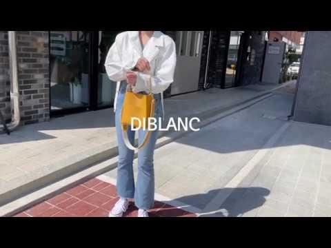 디아이블랑 DIBLANC 멜로우미니 토트 크로스백 소개영상 #20대가방추천 #데일리백 #가성비가방 #크로스백 #미니백 #미니크로스백 #숄더백 #여성가방