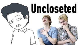 UNCLOSETED - Gay court métrage d'animation sur le coming-out de RÉACTION!