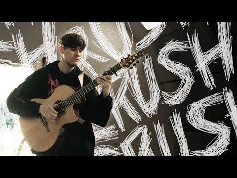 Paramore - crushcrushcrush - Fingerstyle Guitar Cover