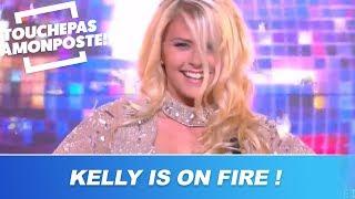 L'incroyable show de Kelly Vedovelli !