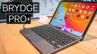 Brydge Pro+ for 12.9 iPad Pro is here! CES Sneek Peek!