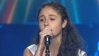 شيرين بو سعد – خدني معك - مرحلة الصوت وبس – MBCTheVoiceKids