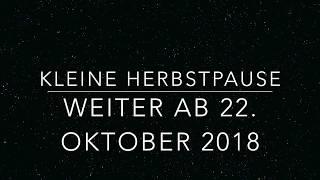 Update - Herbstpause bis 22. Oktober - GamerBaron