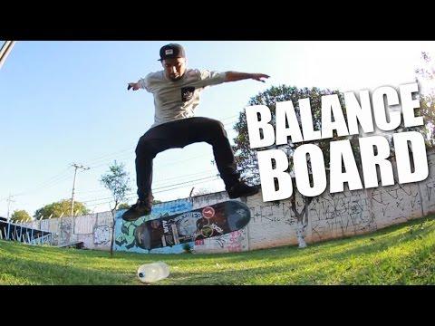 GAME OF SKATE - BALANCE BOARD | RECADO DO GORDIN DO GUEIME