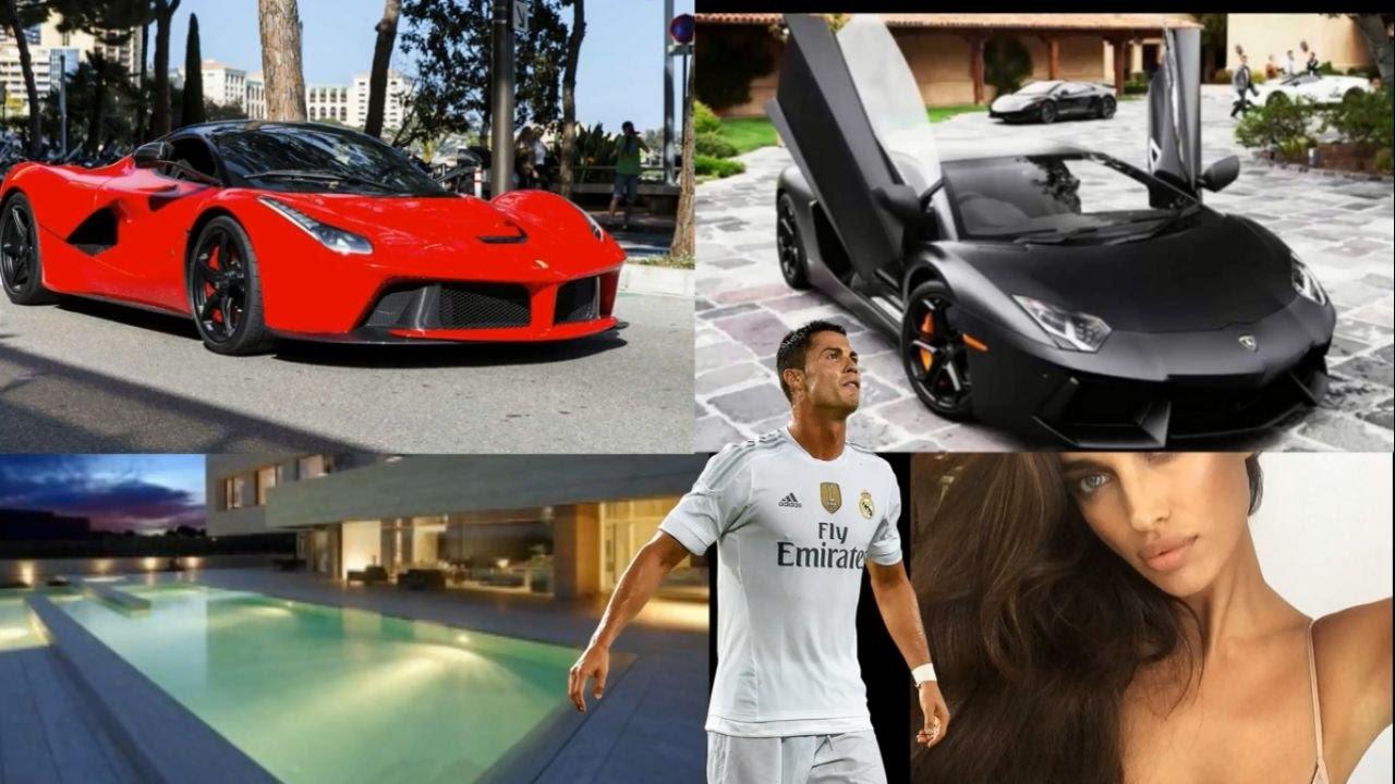 Cristiano Ronaldo Lifestyle 2017||Net Worth, House, Family ...