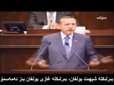 Erdogan (Uyghurche Xetlik)