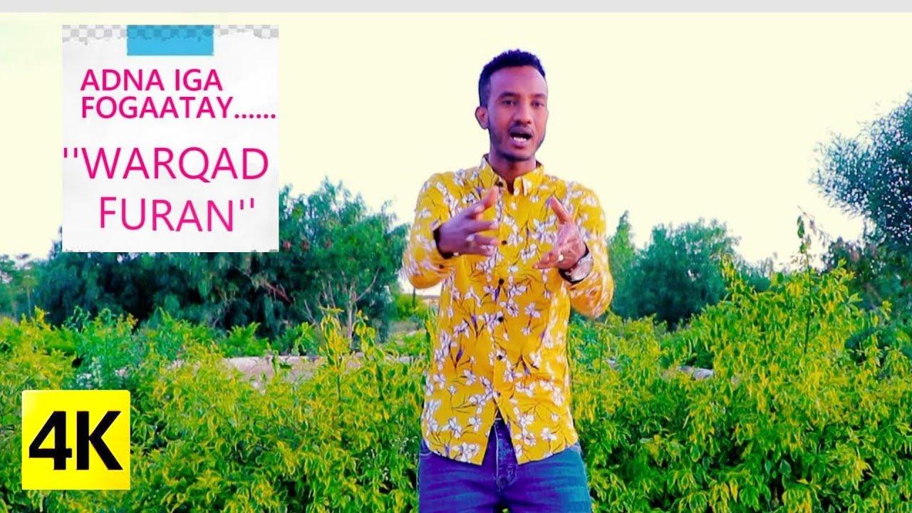 Download XARIIR AHMED 2020 | DHIBSADAY FOGAANTAADA | XANUUNKA LAMMAANAHA KALA MAQAN | OFFICIAL MUSIC VIDEO
