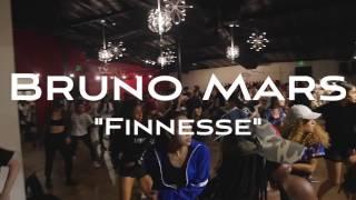 "Antoine Troupe Master Class - Bruno Mars ""Finesse"""