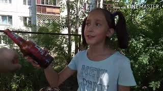 Клип: Аривидерчи - Юлиана Караулова (неполностью)