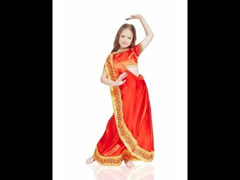 Как сшить индийский костюм своими руками