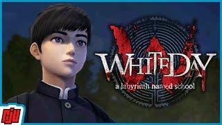 White Day Part 1   Korean Horror Game   PC Gameplay Walkthrough