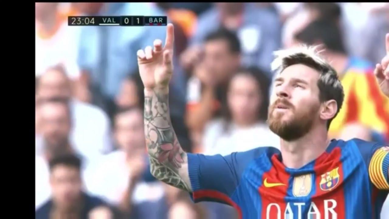 Download Barcelona VS Valencia 22-10-2016 All Goals (3-2) / Full Highlights