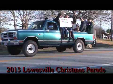 2013 Lowesville Christmas Parade