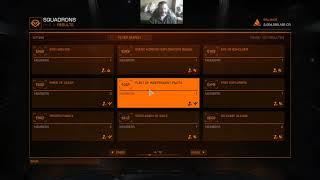 Elite: Dangerous 3.3 - The Sitting Hippos Squadron (PC) 1080P60 HD