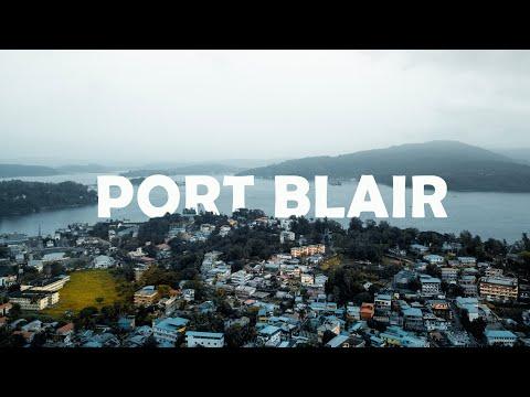 Reaching PORT BLAIR