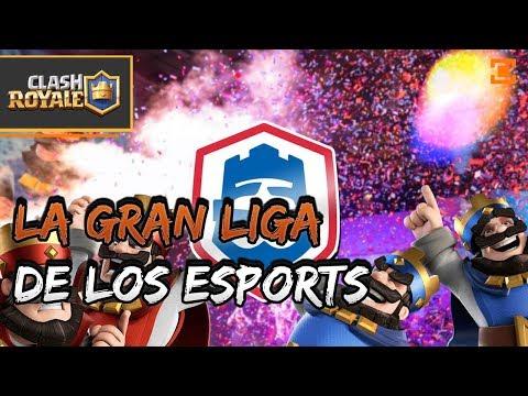 La gran liga eSports de Clash Royale ya está aquí