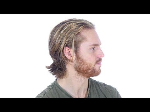 Bradley Cooper A Star is Born Hair Tutorial - TheSalonGuy