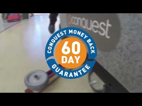 CONQUEST VIDEO SERIES PART ONE 60 DAY MONEY BACK GUARANTEE