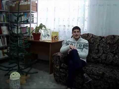 Изображение предпросмотра прочтения – АлимКурашев читает произведение «Ворона и Лисица» И.А.Крылова