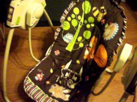 Product Review: Fisher Price Take Along Swing