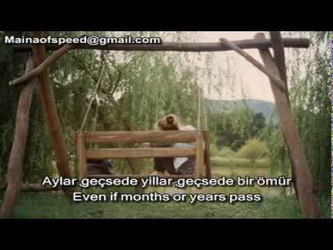 Ebru Gündeş Sonuna kadar song with translate [ English - Farsi ]