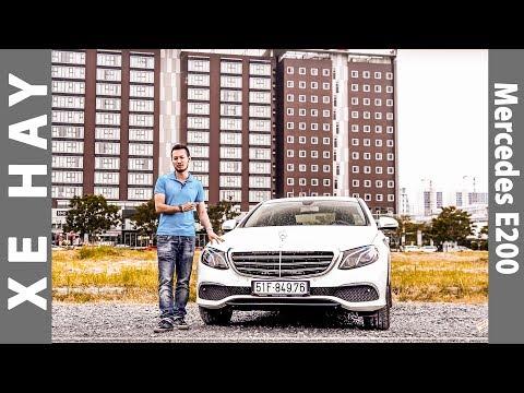 nhận xét xe Mercedes E200 gắn ráp Việt Nam giá 2,1 tỷ   XEHAY.VN  4k 