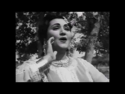 # 0 NOOR JEHAN~Film~NOORAN~{1957}~Jaavan Waleya Rahiya Tarse Jind,Vekhia Hove Ni Kise~One of My Favs