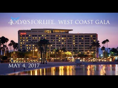 40 Days for Life West Coast Gala