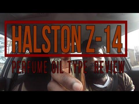 Halston Z-14 Perfume Oil Type Review