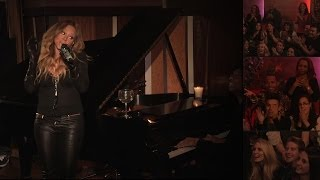 SURPRISE! Mariah Carey Gives Private Performance For Fans!