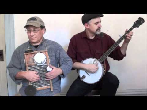 Banjo and Washboard Duet