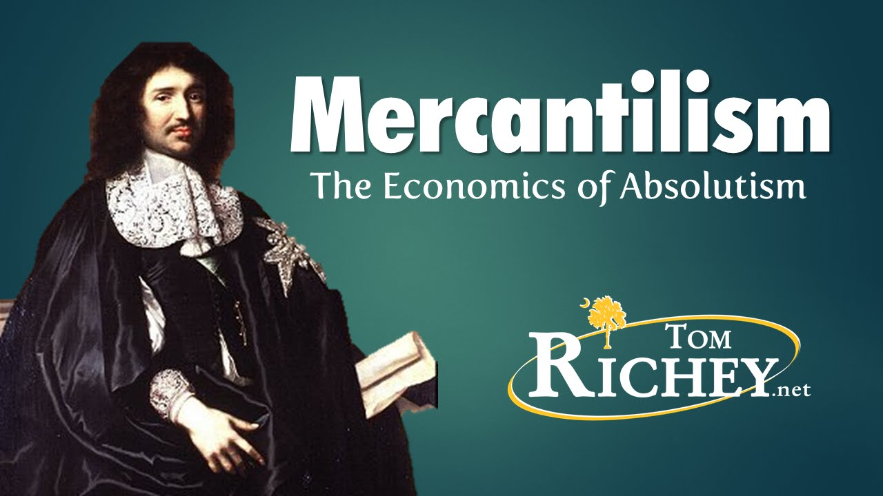 from mercantilism to the wealth of Rethinking mercantilism: political economy, the british empire and the atlantic   insisted on the centrality of finite conceptions of wealth to mercantilism.