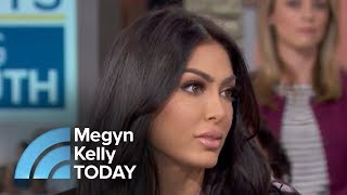 How Reality Star Hoda Hajirnia Hid Her Eating Disorder For Decades | Megyn Kelly TODAY