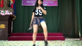 Sugar Free - T-ARA - Dance Cover by Nguyen Thi Minh Nguyet