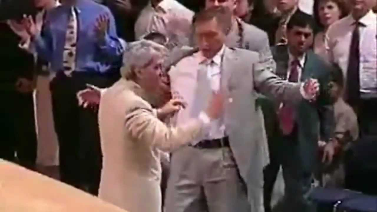 FUNNY BENNY HINN SPOOF! GOTTA SEE THIS! Benny Hinn, Kung Fu Master (spoof / parody)