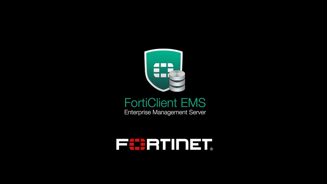 Introduction to FortiClient Enterprise Management Server (EMS)