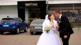 Свадебный клип 01 11 2014