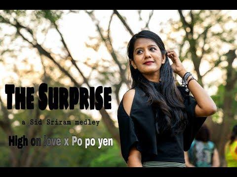 Download Lagu  THE SURPRISE   a Sid Sriram medley   HIGH ON LOVE x PO PO YEN Mp3 Free