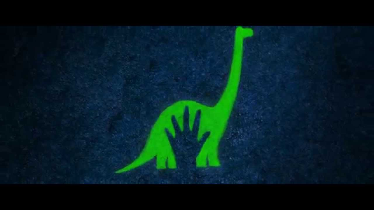 un gran dinosaurio primer avance youtube